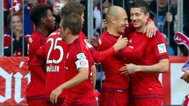 1000 and counting for Bayern after Köln stroll