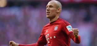 Robben: 'It's a reward for all my hard work'