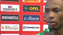 Ujah: 'It was a collective effort'