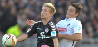 St. Pauli strike late to shock leaders Freiburg