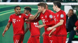 Costa sparkles as Bayern overpower holders Wolfsburg