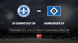 History beckons for Darmstadt against Hamburg