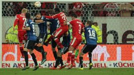 Breathing space for Düsseldorf after victory over Fürth
