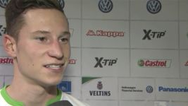 Draxler: 'A nice Saturday evening'