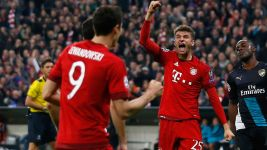 Müller: 'We wanted to put on a show'