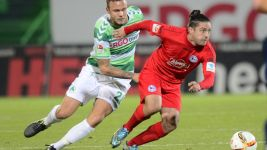 Bielefeld draw again at Fürth