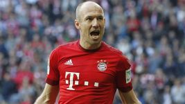 Robben: 'I could have scored more'