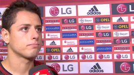 Chicharito: 'We need to stay calm'