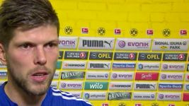 Huntelaar: 'We deserved a point'
