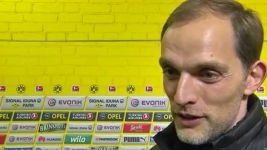 Tuchel: 'I was very, very proud'