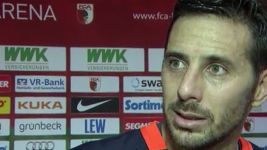 Pizarro: 'I worked hard'