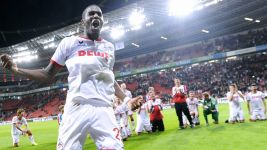 Modeste: 'I always want more'