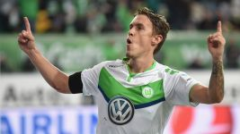 Irreplaceable Kruse at home in Wolfsburg