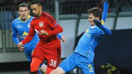Leverkusen frustrated by BATE