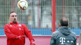 Ribery: 'A good feeling to be back'