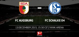 Top four in sight for Schalke against Augsburg