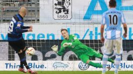 1860 pay penalty in Frankfurt defeat