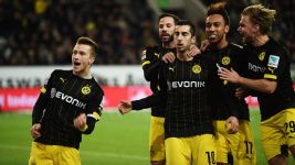 BVB end Wolfsburg's unbeaten home run