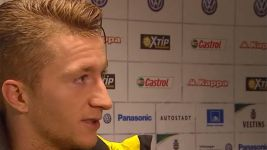 Reus: 'We're absolutely delighted'