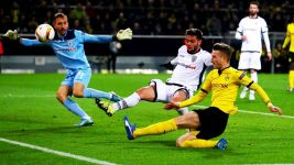 Dortmund finish Group C runners-up after PAOK defeat