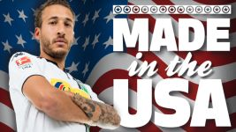 Bundesliga stars made in the USA