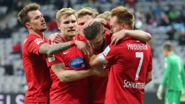 Heidenheim end winless streak in Munich