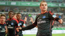 Lasogga: 'A point in Wolfsburg is a good result'
