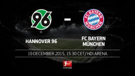 Bayern unassailable at the top ahead of Hannover clash