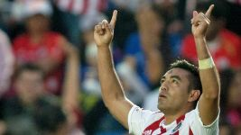Marco Fabian: a career in pictures