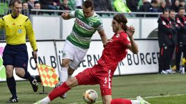 Last-gasp win for Leipzig at Fürth