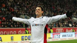 Chicharito: the Bundesliga's best-ever late arrival