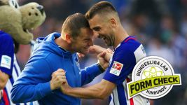 Hinrunde review: Hertha Berlin