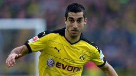 Mkhitaryan voted Armenian Player of the Year