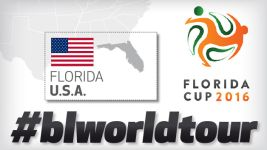Infographic: Florida Cup 2016 schedule