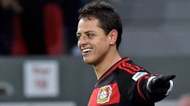 Chicharito: 'Confidence is playing day-by-day'
