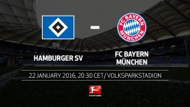Bundesliga back with a bang as Hamburg welcome FC Bayern