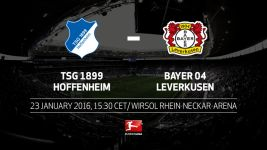 Cellar dwellers Hoffenheim hope for Bayer boost