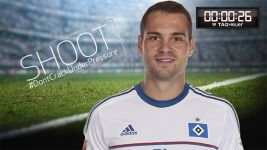 Shoot! Pierre-Michel Lasogga