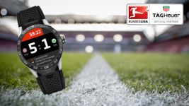 Bundesliga App Launches on TAG Heuer Connected