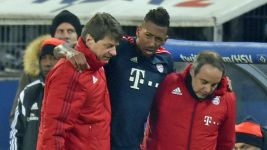 Boateng set for tests on groin injury