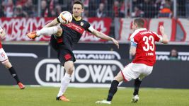 Stuttgart skipper Gentner warns against complacency ahead of HSV clash