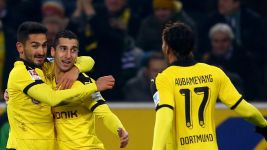Dortmund too strong for Gladbach