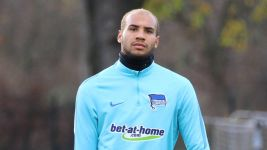 Hertha's Brooks nursing back strain