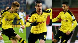 Majestic midfield triangle taking Dortmund to new heights