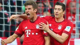 Lewandowski, Müller and the Bundesliga's best pairings