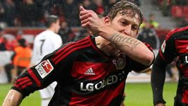 Kiessling: 'Delighted to get my goal'