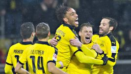 Aubameyang: 'An important win for the team'