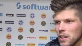 Huntelaar: 'I'm happy with the win'