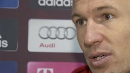 Robben 'We should've scored more'