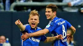 Schalke stretch Wolfsburg's winless streak to seven